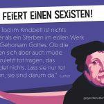 500 Jahre Reformation - Kein Grund zum feiern!