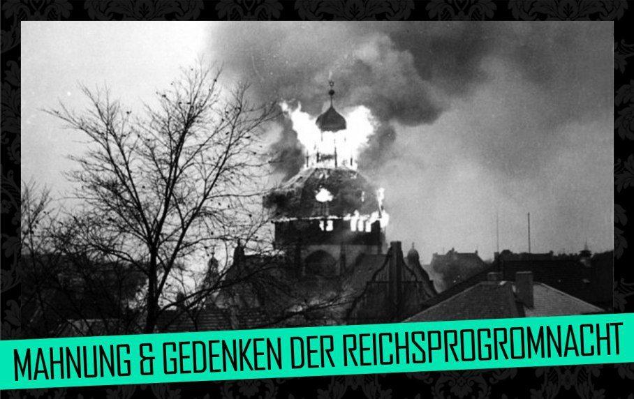 Gedenken der Reichspogromnacht