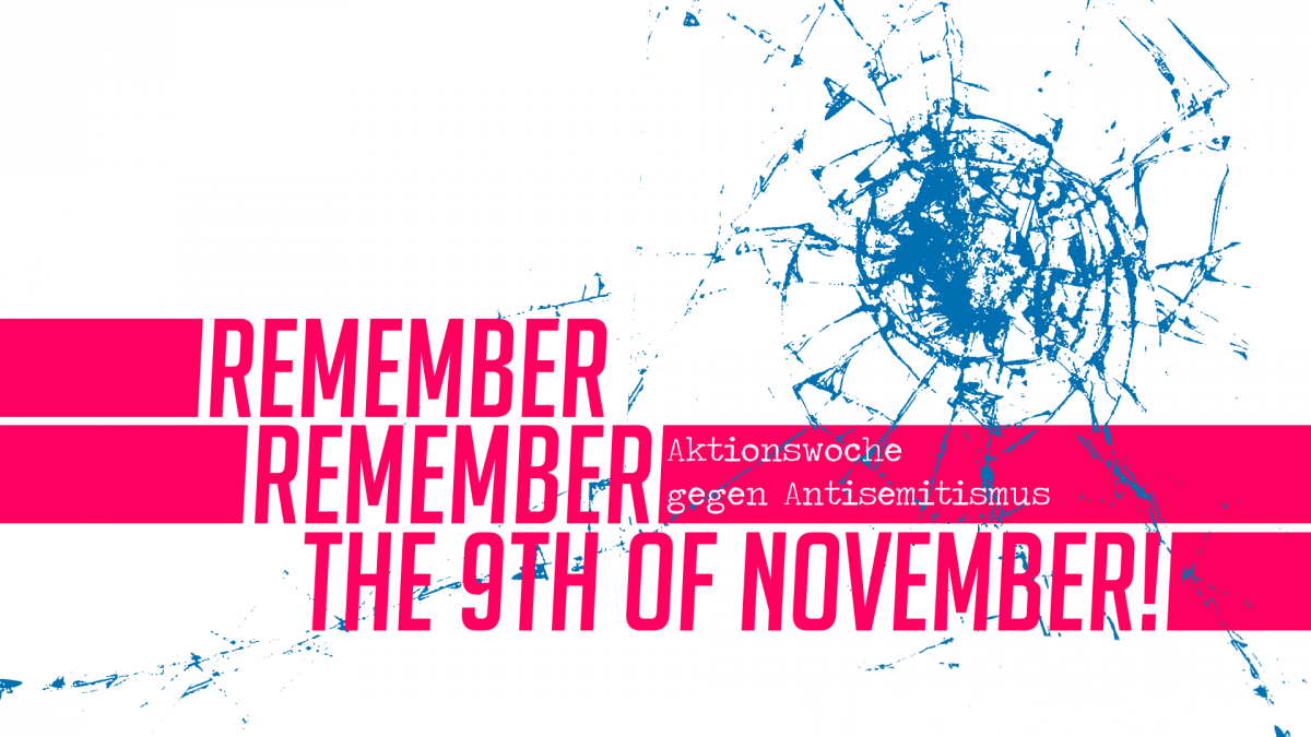 Remember, remember, the 9th of november!