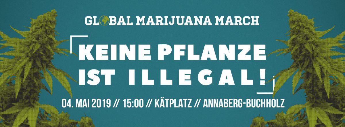 Keine Pflanze ist illegal!