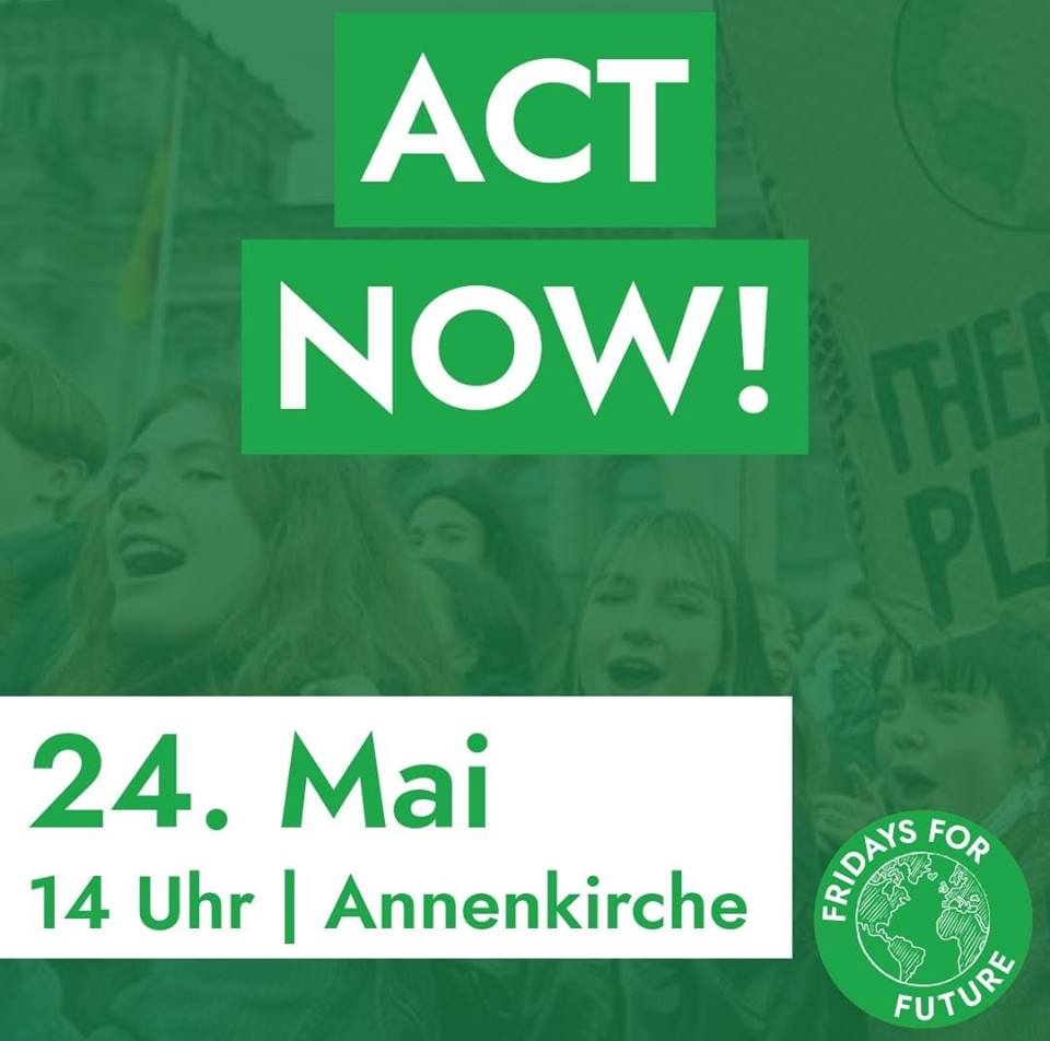 Fridays for Future // ACT NOW!