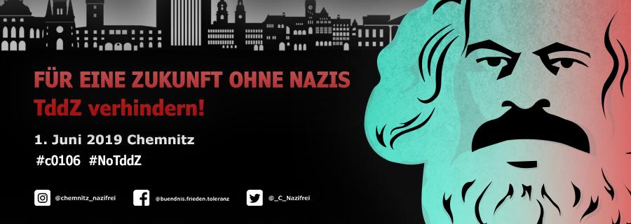 TDDZ verhindern // 01.06 Chemnitz